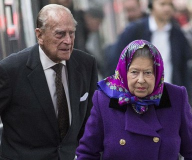 Prince Philip abruptly pulls out of Maundy church service with the Queen