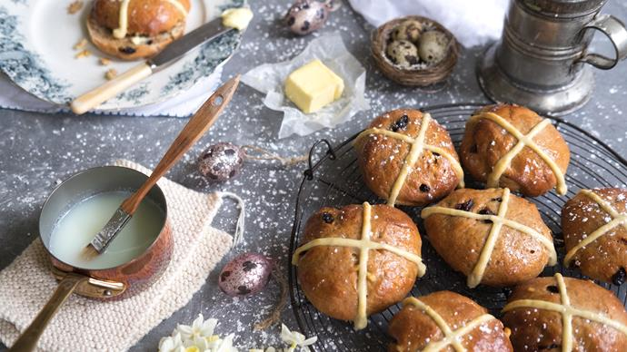 Why it's just not Easter without hot cross buns