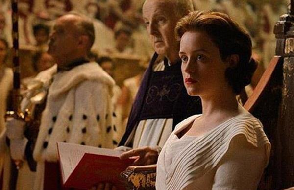 Claire Foy has opened up about being paid less than Matt Smith on The Crown