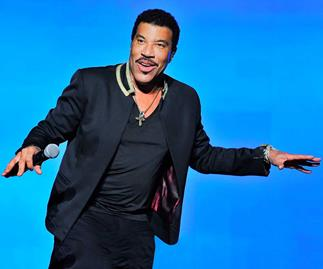 Lionel Richie's plans for when he visits earthquake ravaged Christchurch