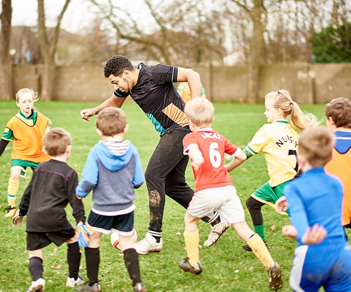 Kids and sport - what motivates them and what puts them off for life