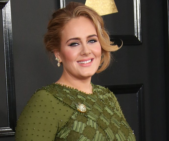 Well Hello! Adele gets ordained so she can officiate her best friend Alan Carr's wedding