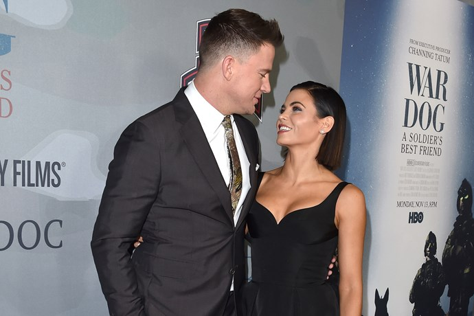 Jenna Dewan hits back at rumours 'boozing' and 'flirting' were behind Channing Tatum split