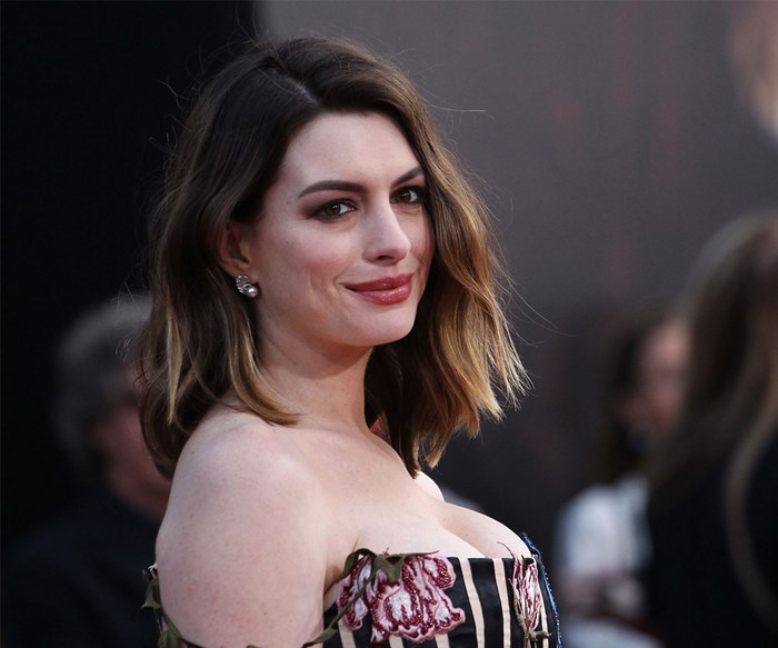Anne Hathaway on gaining weight, fat-shamers and body positivity