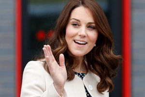Kate Middleton's doctors weren't allowed to drink for months ahead of birth of her children