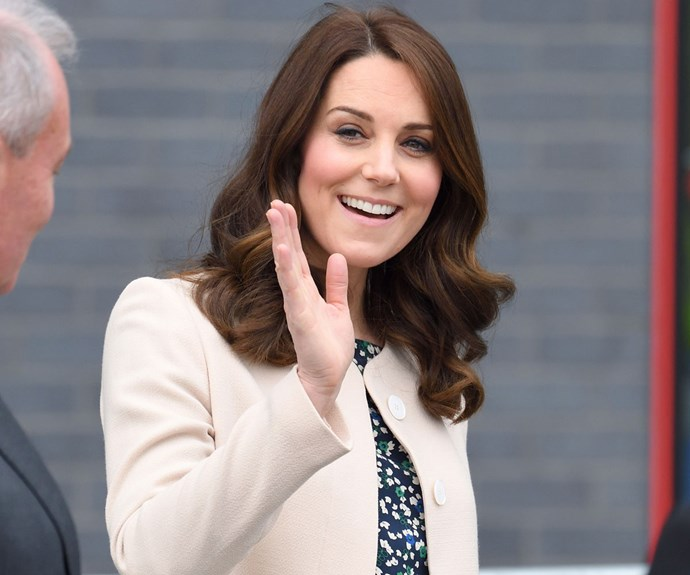 The countdown is on! Duchess Kate's hospital prepares for the imminent arrival of the royal baby