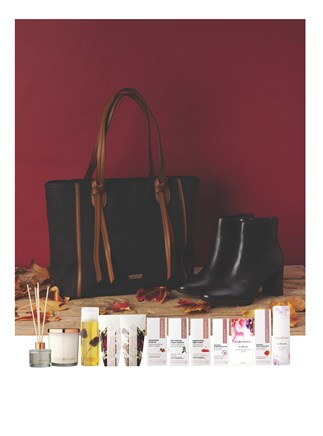 Win the NEXT May bag of the month from Ziera