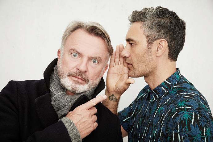 When Taika speaks, people listen.