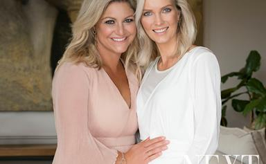 Toni Street and her surrogate - best friend Sophie Braggins - share their incredible story
