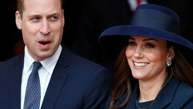 Prince William may have just let the Royal Baby's gender slip