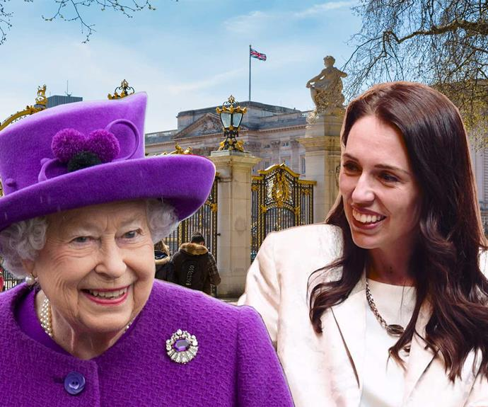 Queen invites Jacinda Ardern to Buckingham Palace for private meeting