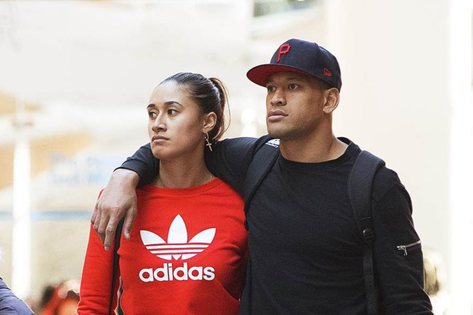 Maria Folau supports husband Israel over anti-gay comments