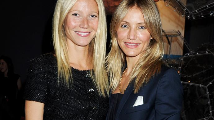 Cameron Diaz is planning Gwyneth Paltrow's hen do