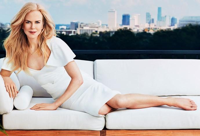As Swisse Wellness Global Ambassador, Nicole says exercise and meditation help her find balance.