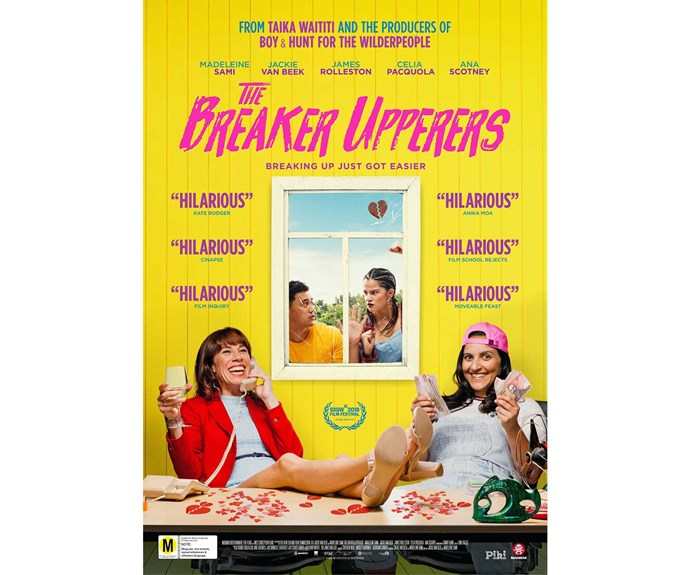 Win a VIP experience at The Breaker Upperers NZ Premiere!