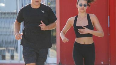 Project Runway host Georgia Fowler's Kiwi workout