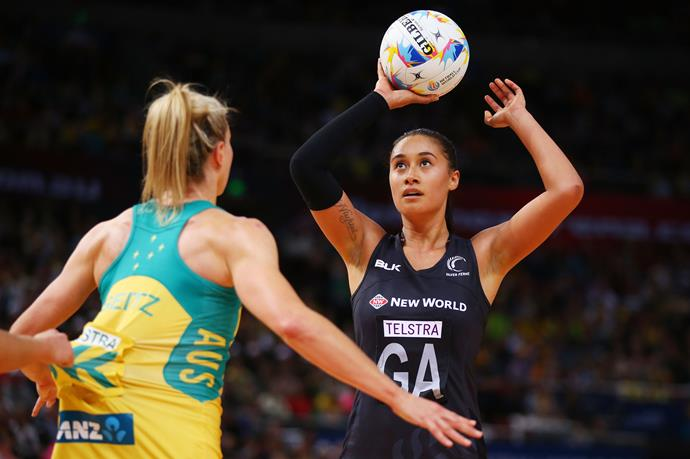 Maria has been a star player for the Silver Ferns since her debut in 2005.