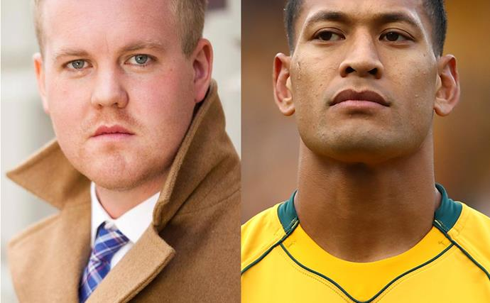 Matty McLean's emotional response to Israel and Maria Folau's anti-gay stance