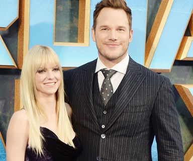 Chris Pratt breaks his silence on his shock split from Anna Faris