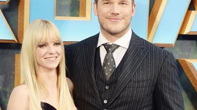 Chris Pratt breaks his silence on his shock split from Anna Faris