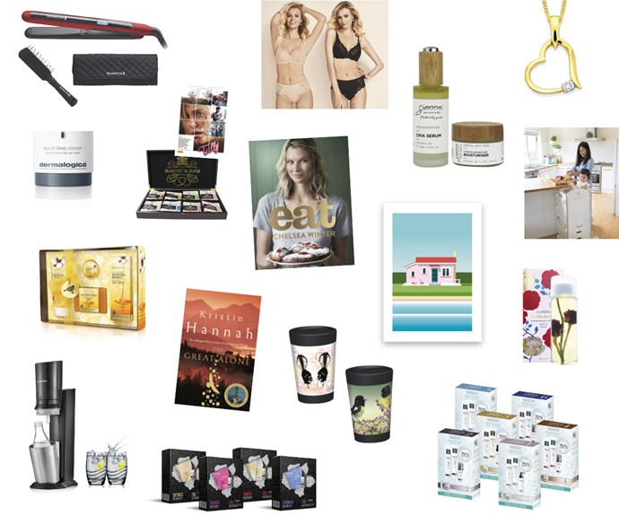 We have over $8000 of Mother's Day Goodies to win