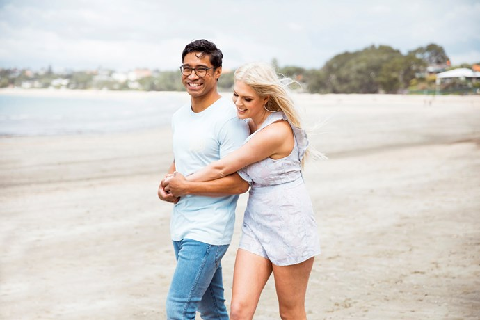 Shortland Street star Pua Magasiva marries Lizz Sadler