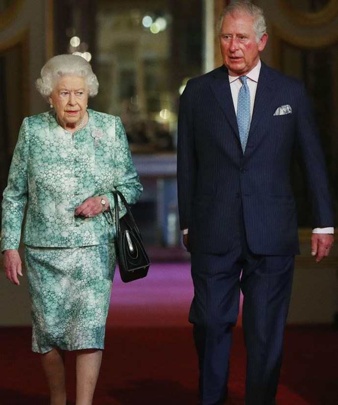 """The beloved monarch said it was her """"sincere wish"""" that her son take over """"one day"""", as she opened the Commonwealth Heads of Government Meeting in London."""