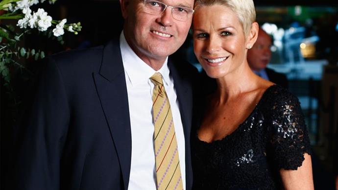 Lorraine Downes opens up about heartbreak over Martin Crowe's death