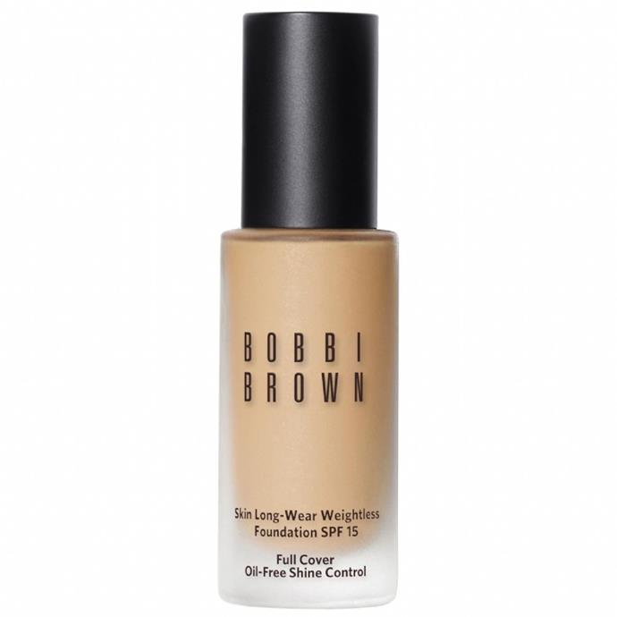 Bobbi Brown Skin Longwear Weightless Foundation