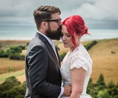 Wedding of the week: Sarah and Euan Denniston