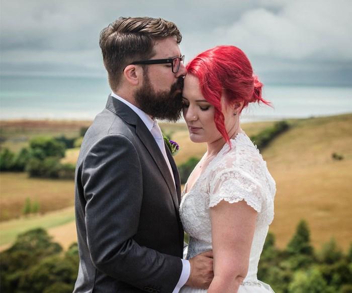 Wedding of the week: Sarah and Euan Denniston