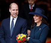 The Duke and Duchess of Cambridge confirm they've had a baby boy