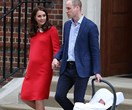 Duchess Kate greeting her public five hours after giving birth is beyond impressive