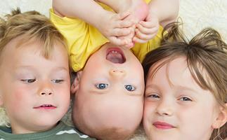 Going from two children to three - how to adjust and what the challenges are