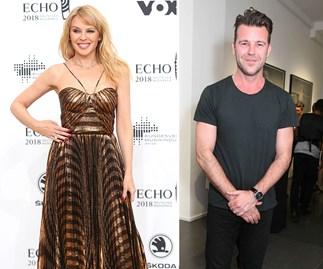 Meet Kylie Minogue's secret new boyfriend