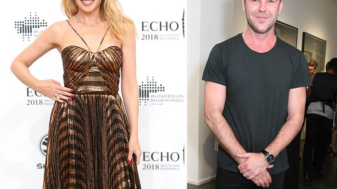 Meet Kylie Minogue's secret new boyfriend