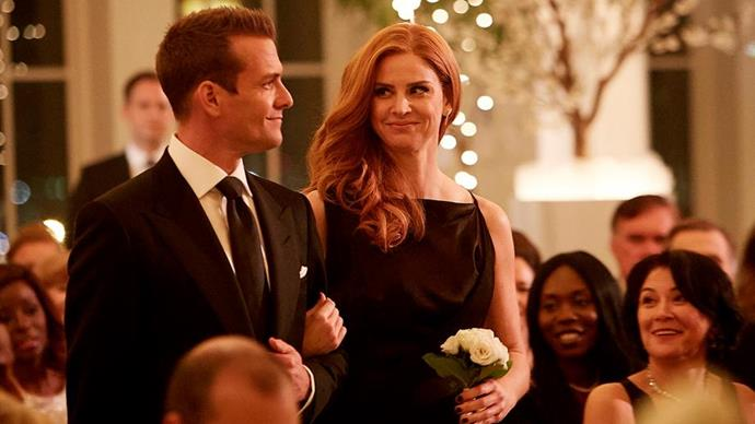 There even seems to be love blossoming among other characters! Credit: *USA Network*
