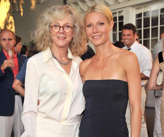 Gwyneth and her mum Blythe Danner spoke candidly on the Goop podcast.