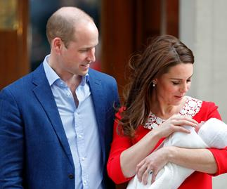 Kensington Palace drop major hint the Royal Baby will be called this
