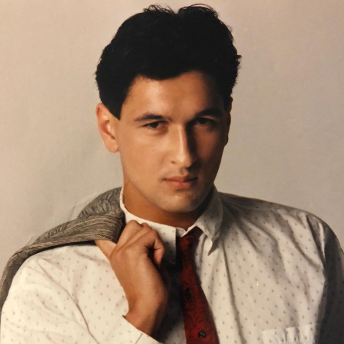 Kiwi and international stars share hilarious photos for Old Headshot Day