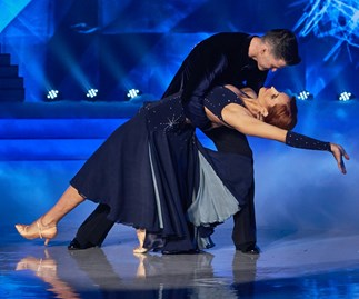 Dancing With the Stars New Zealand Sam Hayes Aaron Gilmore