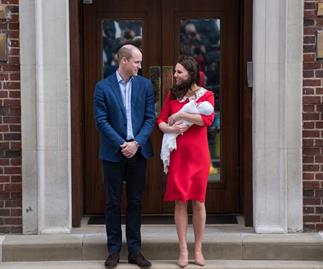 What's in a name? The meaning behind the Royal Baby's title, Prince Louis
