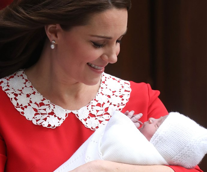 Prince Louis' next appearance: This is when we'll get to see the new royal baby again