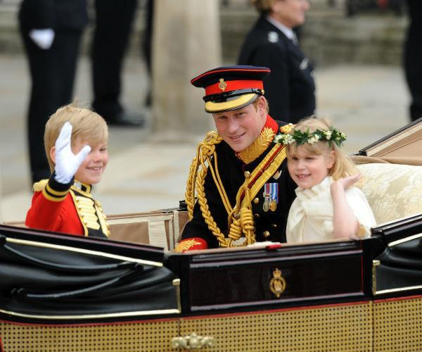 Prince Harry has previously taken a spin or two (or three) in the stately choice, including when he was best man at the wedding of the Duke and Duchess of Cambridge back in 2011.