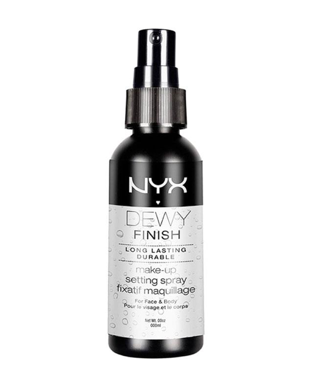 NYX Dewy Finish Make-up Setting Spray