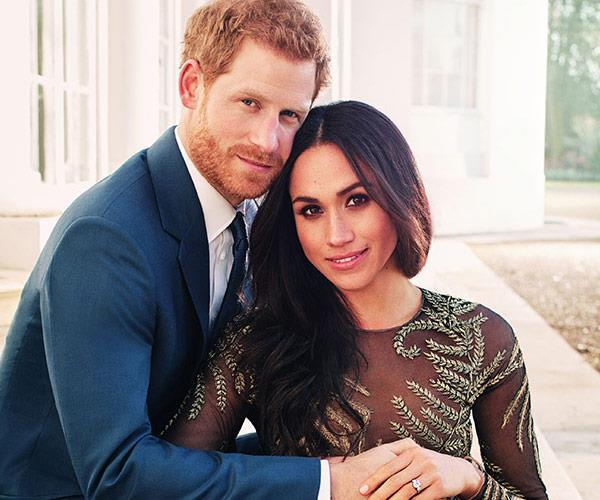 The couple are due to wed on May 19th.