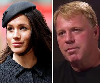A new low: Meghan Markle's half-brother Thomas Markle Jr. pens scathing letter to the Royal bride-to-be