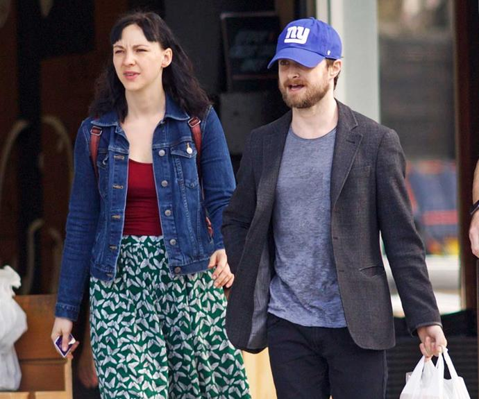 Daniel Radcliffe and his girlfriend take on Auckland
