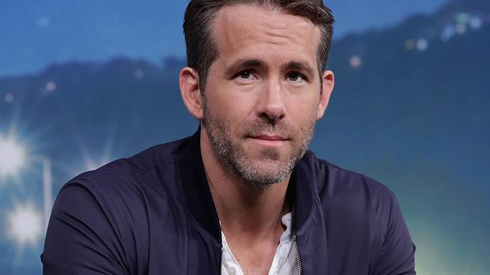 What Ryan Reynolds has taught us about living with anxiety