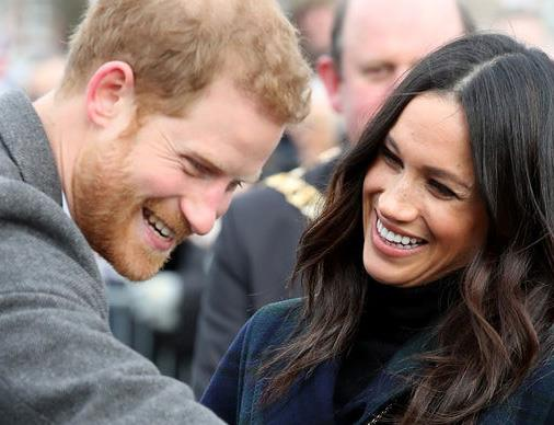 Kensington Palace is hosting an outdoor viewing party for Harry and Meghan's royal wedding